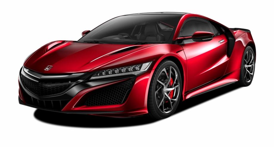 Honda Nsx - Honda Nsx 2018 Price | Transparent PNG ...