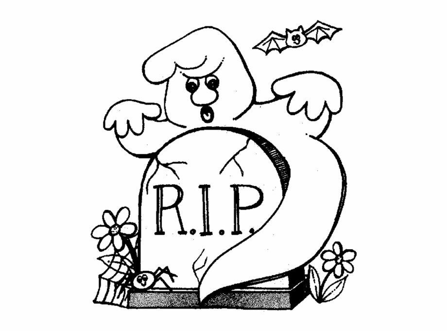 Halloween Drawing To Print At Getdrawings Halloween Drawing Ideas Easy Transparent Png Download 5383539 Vippng
