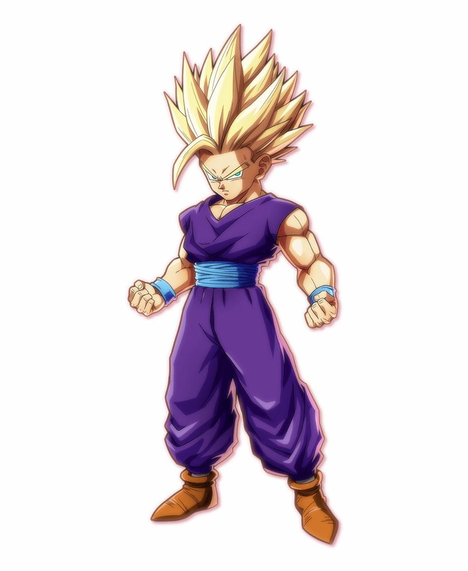 Dbfz Teen Gohan Portrait Dragon Ball Fighterz Teen Gohan