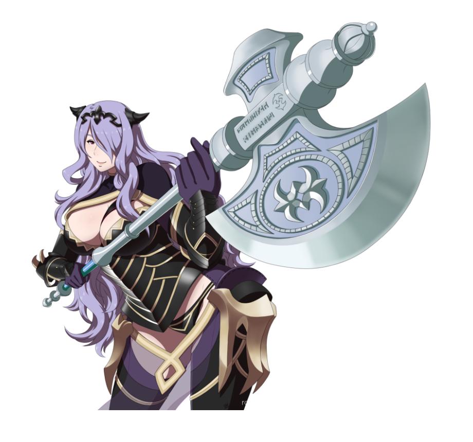 Fire Emblem Camilla Draw | Transparent PNG Download #5448614 - Vippng