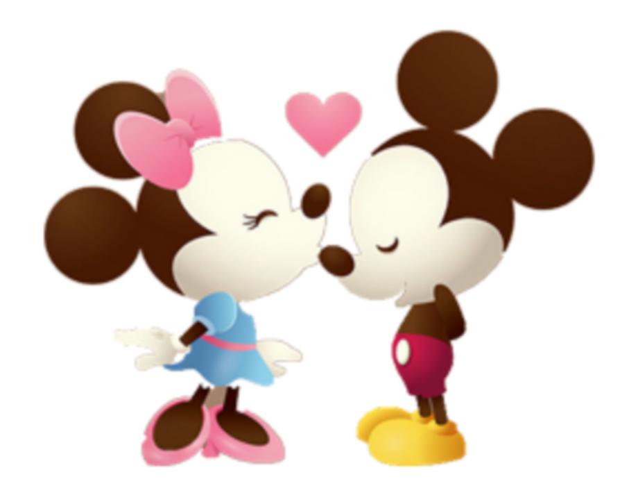 Mq Mickey Mickeymouse Minnie Baby Cute Minnie And Mickey