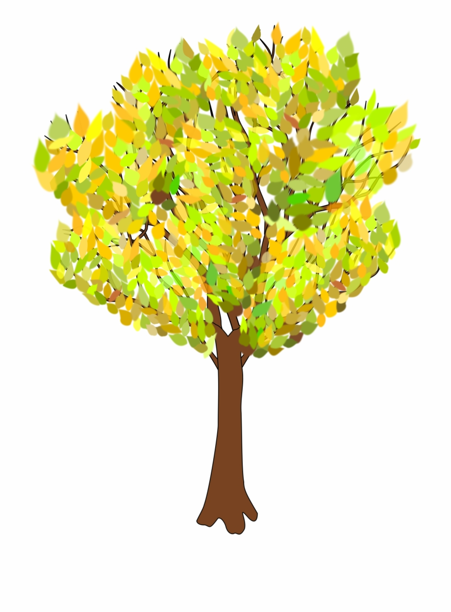 This Free Icons Png Design Of Tree In Autumn Arvores Outono