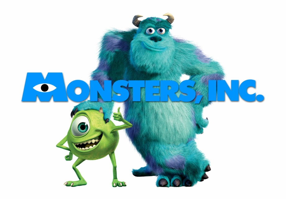 Monsters Inc With Transparent Background Transparent Png Download 585657 Vippng