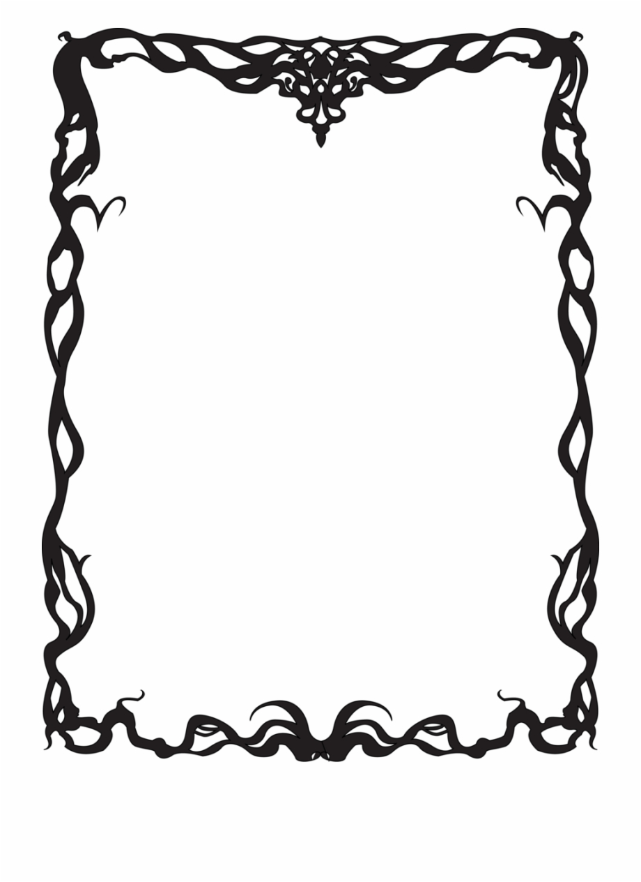 transparent black border - HD900×1184