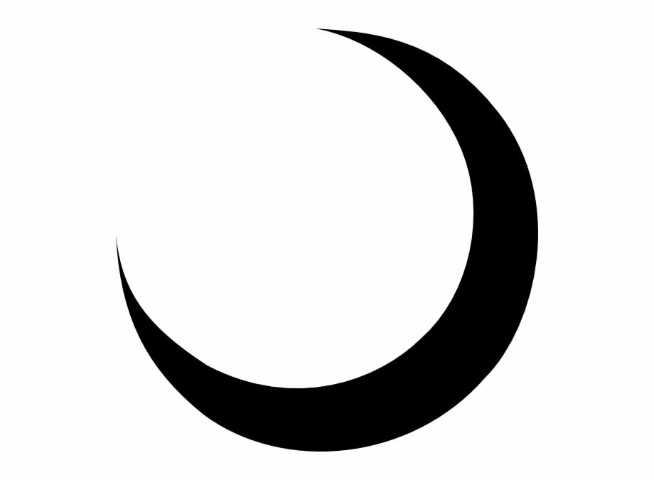 moon clip art at clker crescent moon vector png transparent png download 62652 vippng moon clip art at clker crescent moon