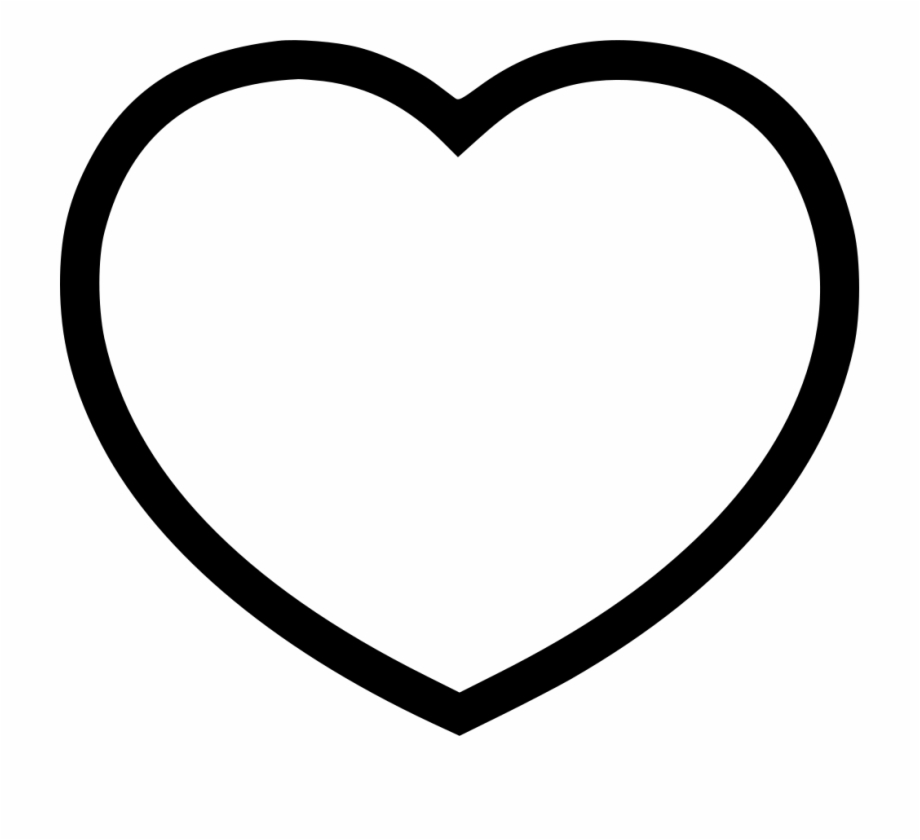 Real Heart Outline Png Wish List Icon Png Transparent Png Download 64230 Vippng Icon in.svg,.eps,.png and.psd formats how to edit? real heart outline png wish list icon