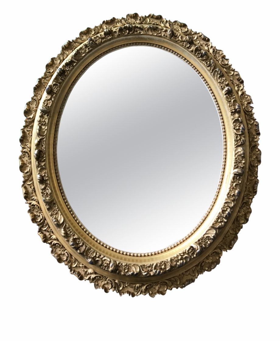 Oval Mirror Png Transparent Png Download 611453 Vippng