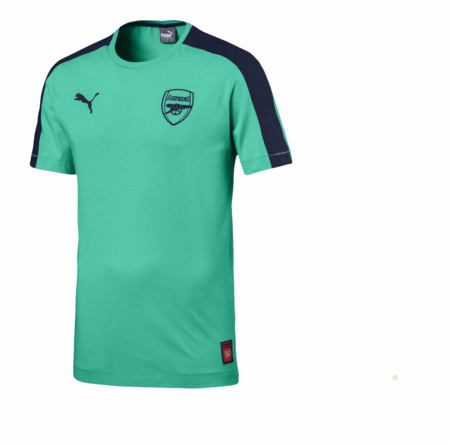 T Shirt Puma Arsenal Fc Fan T7 Tee 754144 18 Arsenal Mini Kit