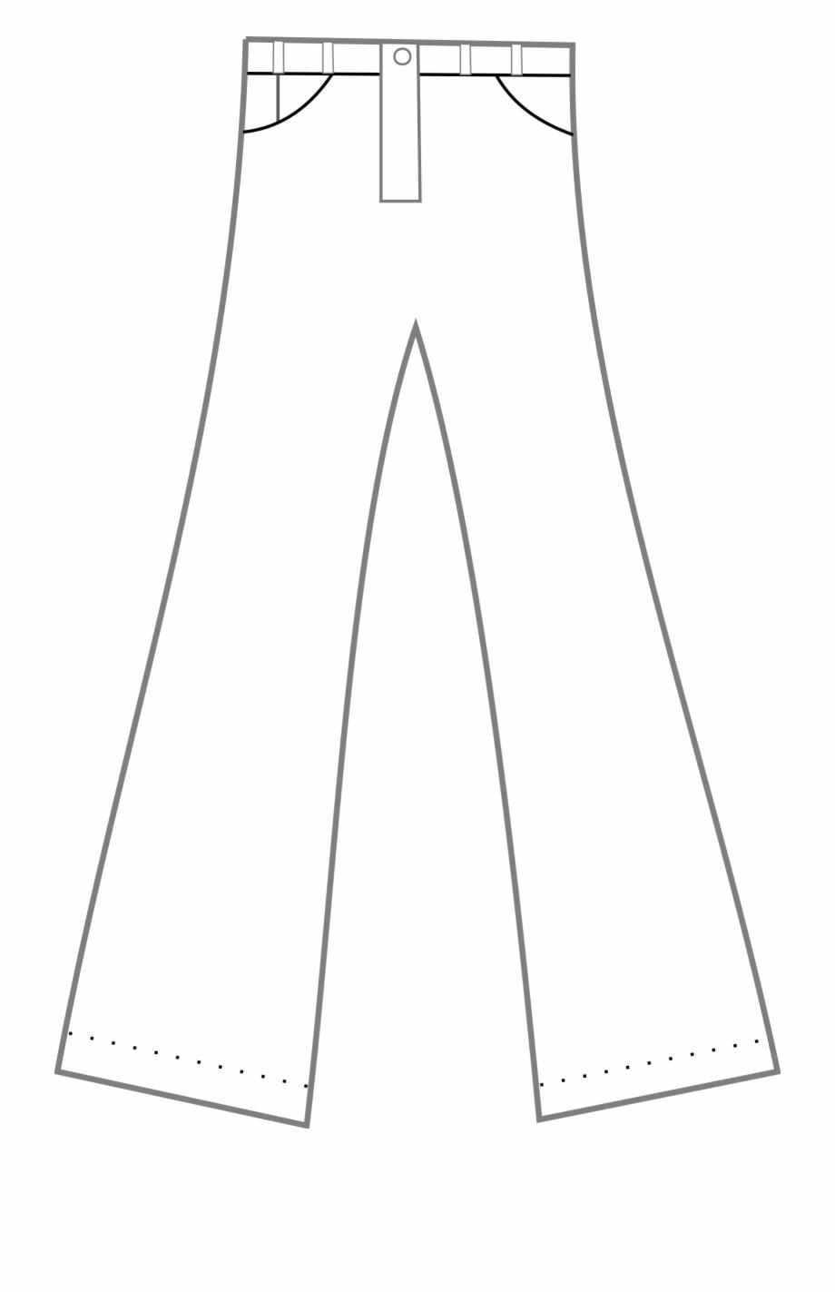 Pants Celana Kartun Hitam Putih