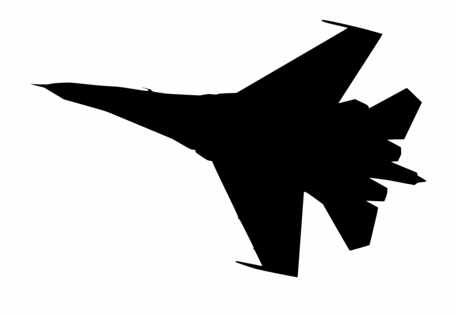 Clipart Fighter Jet Png