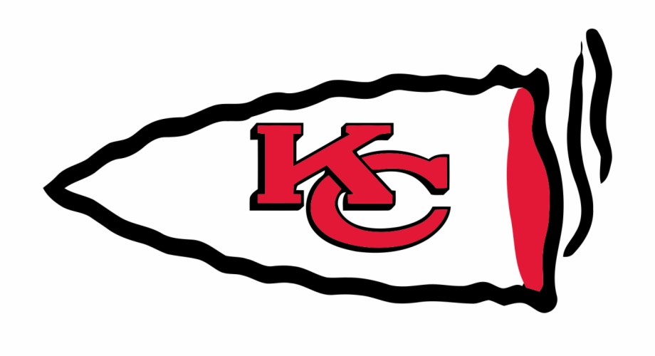 Kansas City Chiefs Smoking Weed Logo Decals Stickers Escudo De Kansas City Chiefs Transparent Png Download 660696 Vippng