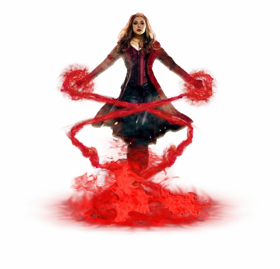 Witch Scarlet Witch Wallpaper Infinity War Transparent Png
