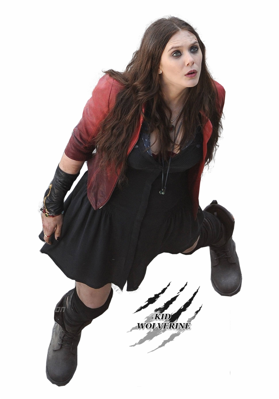 Age Of Ultron Cosplay Scarlet Witch Suit Helen In Age Of