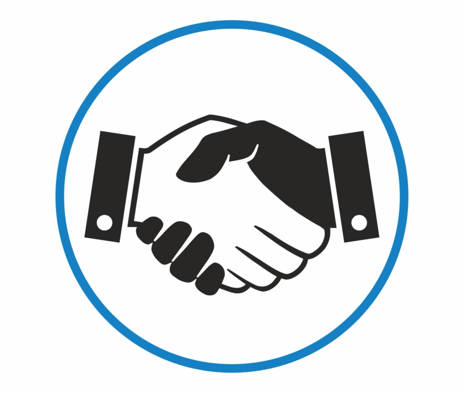 Handshake Clipart Investment - Shaking Hands Logo Png | Transparent PNG  Download #674100 - Vippng