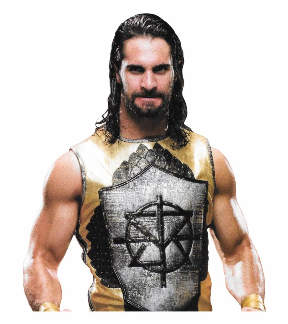 Wwe Seth Rollins Png Seth Rollins No Background Transparent