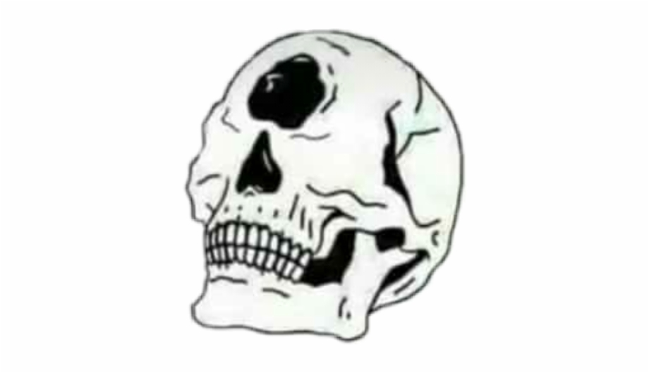 Skull Caveira Tumblr Ciclope Instagram Mesegue People Who