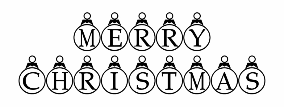 28 collection of merry christmas banner clipart black transparent png download 74422 vippng merry christmas banner clipart black