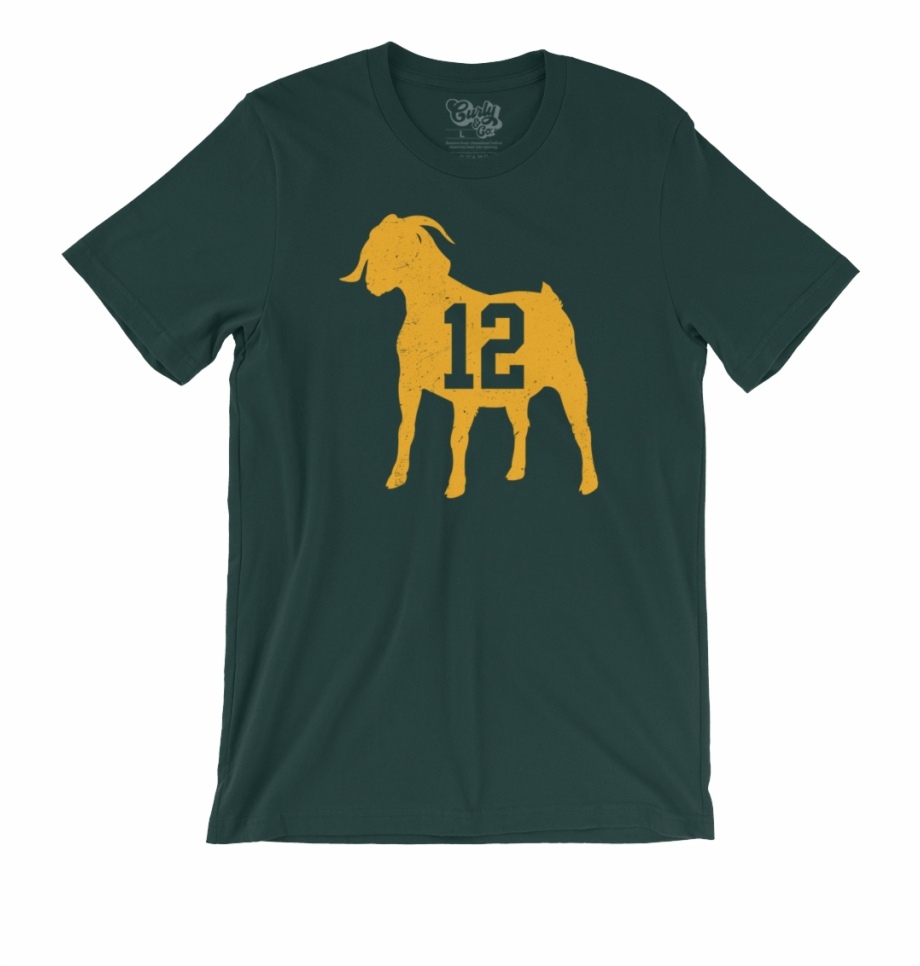 Green Bay Packers Aaron Rodgers Goat T