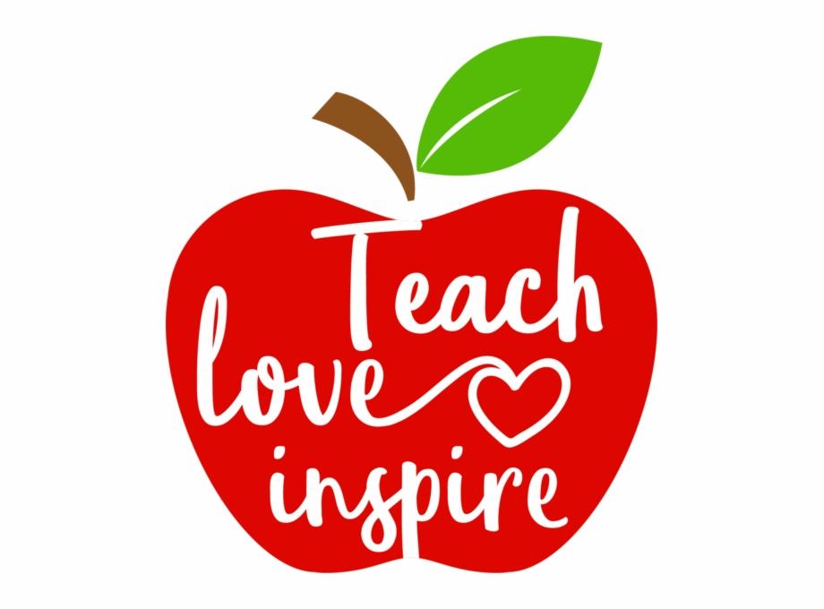 Download Teach Love Inspire Apple   Transparent PNG Download #79916 ...
