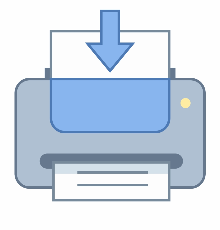 Unique Printer Icon Transparent Vector Drawing - Impresora Icono Png | Transparent  PNG Download #706254 - Vippng