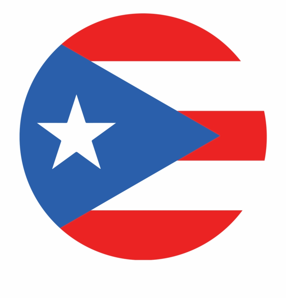 Puerto Rico Flag Round Transparent Png Download 717822 Vippng
