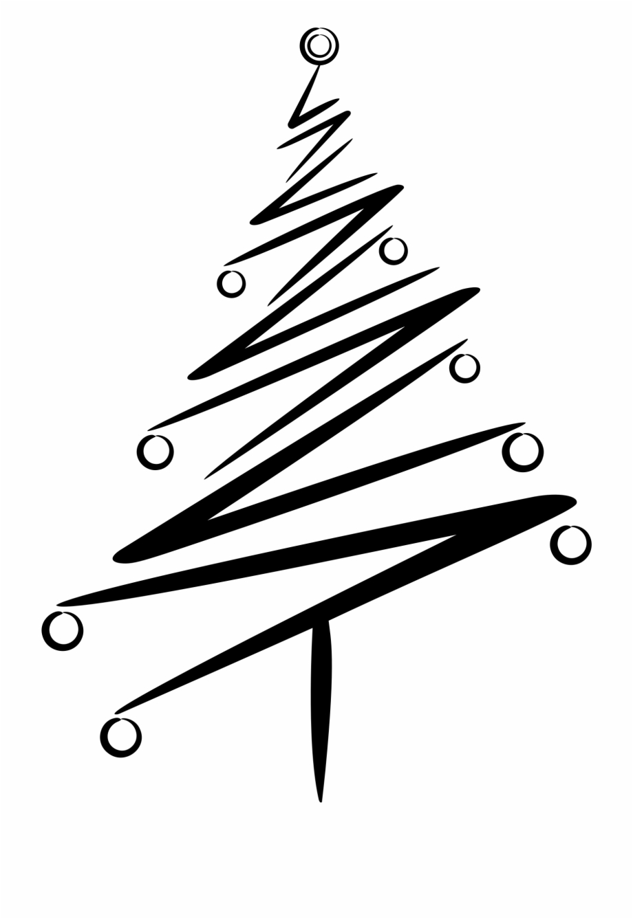This Free Icons Png Design Of Abstract Christmas Tree