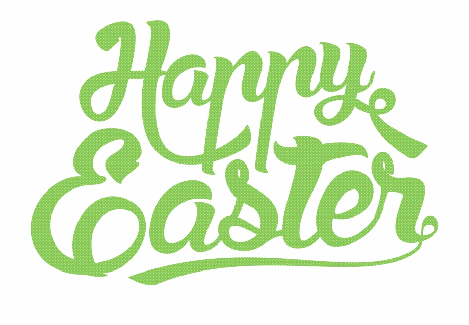 Egg Easter Bunny Happy Free Clipart Hd Clipart Happy Easter Text Png Transparent Png Download 757122 Vippng