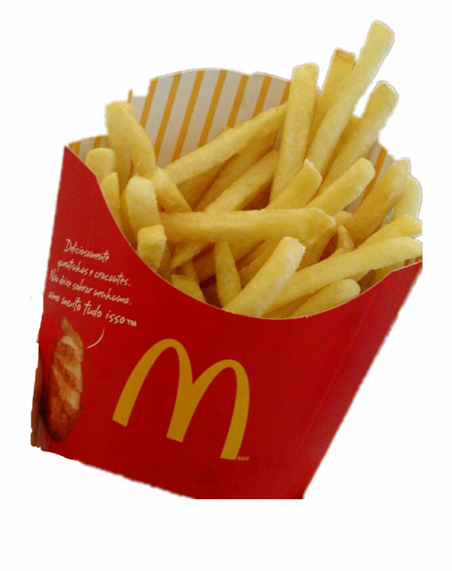 Potatoes Mcdonald S French Fries Transparent Png Download