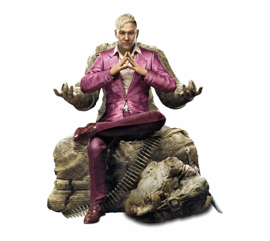 Far Cry Png Picture Far Cry 4 Pagan Min Png Transparent Png