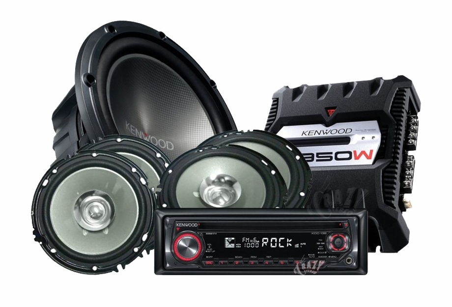 Car Sound Systems >> Car Accessories Sound System Transparent Png Download