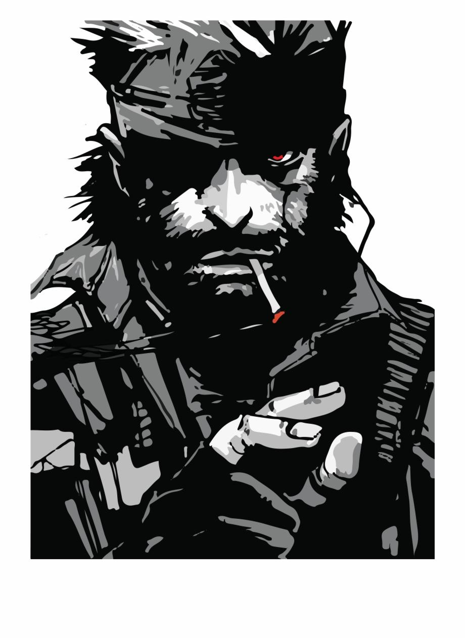 Solid Snake 2 72 01 Metal Gear Solid Snake Comic