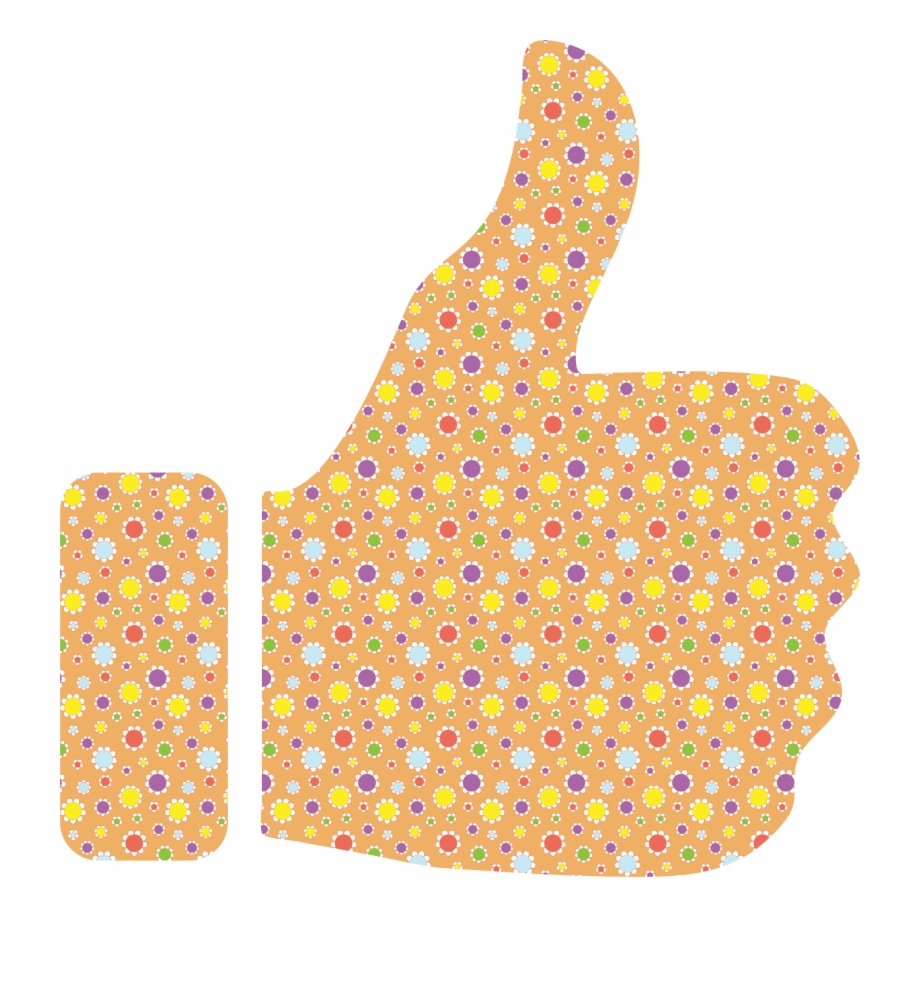 Thumbs up cute. This free icons png