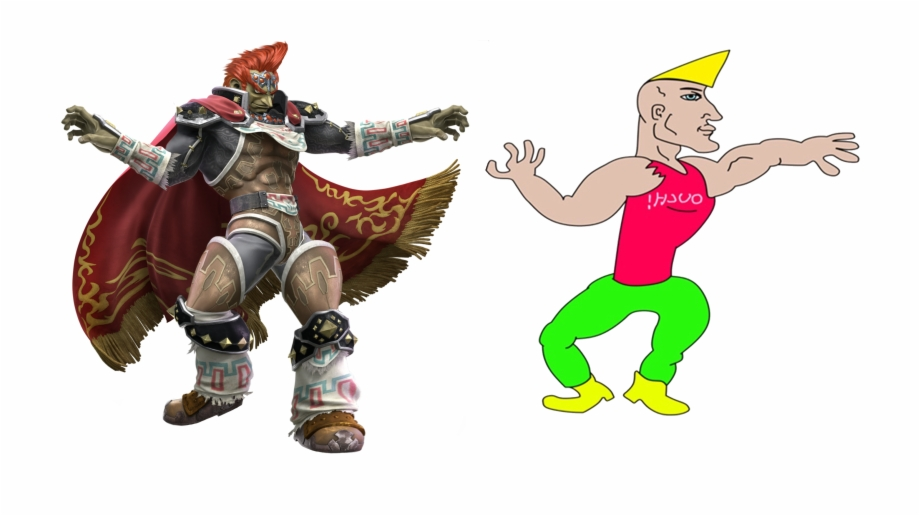 Superior Chadondorf Hd Smash Bros Ultimate Ganondorf