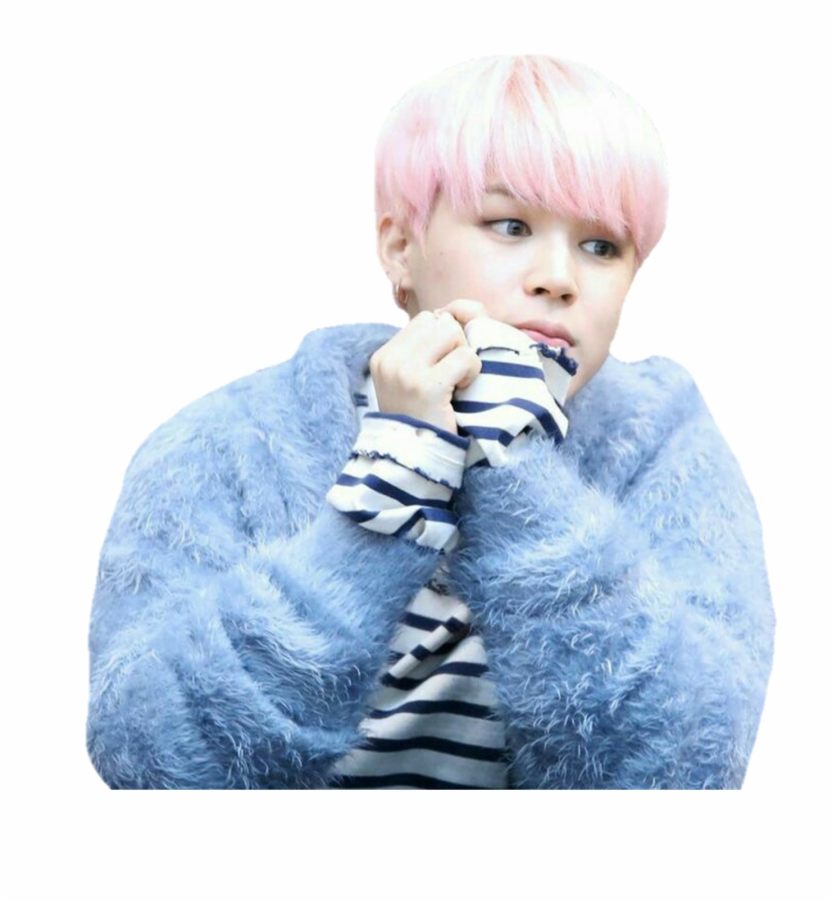 Jimin Pink Hair Png Png Download Bts Jimin Png Cute Transparent Png Download 87325 Vippng