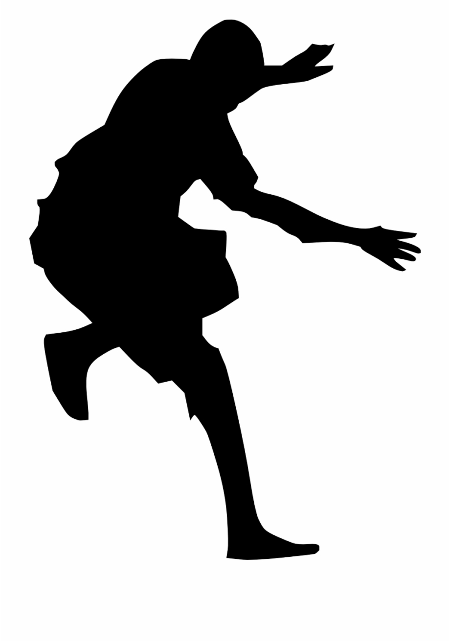 Hip Hop Dance Workshop In Summer Person Jumping Silhouette Png Transparent Png Download 811844 Vippng