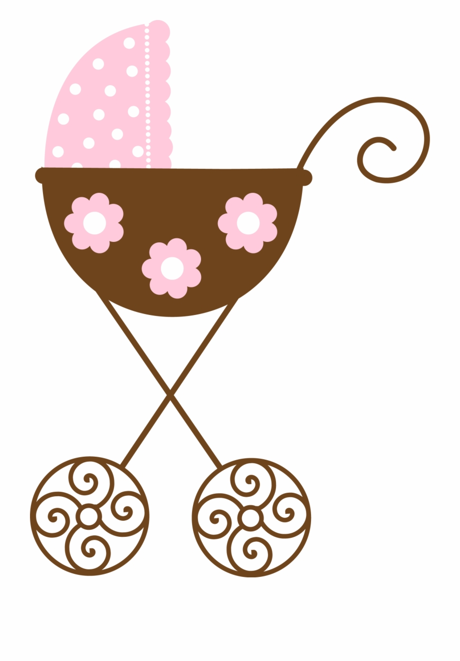 Baby Shower Girl Baby Clipart Of Girls Transparent Png Download 821888 Vippng