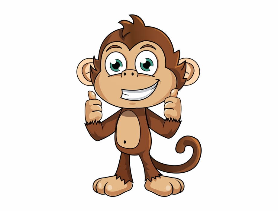 Cute Monkey Stickers Messages Sticker 0 Monkey Stickers For