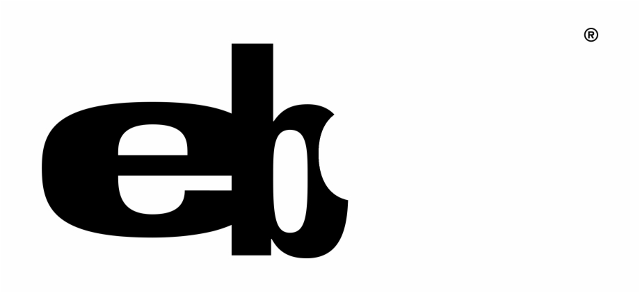 Ebay Logo Black And White Split Complementary Color Ad Transparent Png Download 843052 Vippng