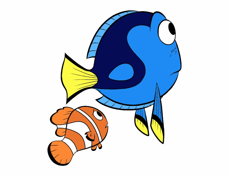 marlin dory finding dory transparent png download 848002 vippng marlin dory finding dory