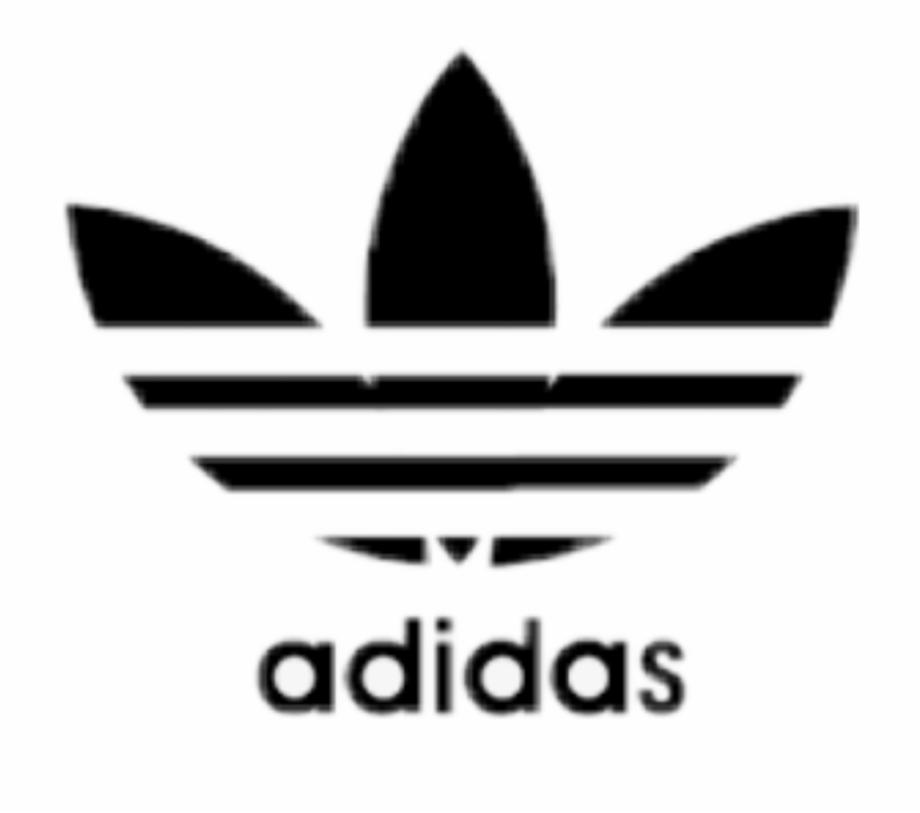 Adidas Black Logo Icon Aesthetic Tumblr Sticker Logo Adidas Japan Png Transparent Png Download 875964 Vippng