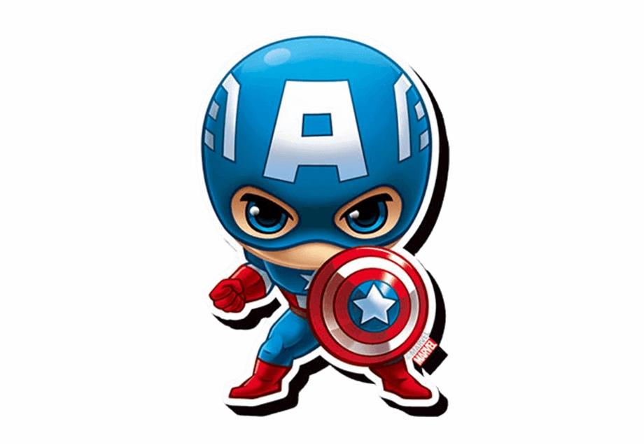 Chibi Superheroes Png - Avenger Chibi | Transparent PNG Download #906144 - Vippng