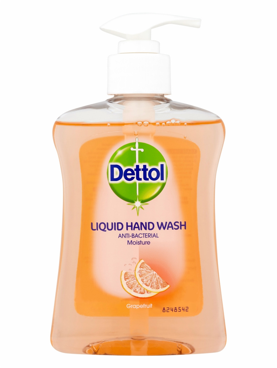 Dettol Hand Wash Nourish Dettol Antibacterial Hand Wash