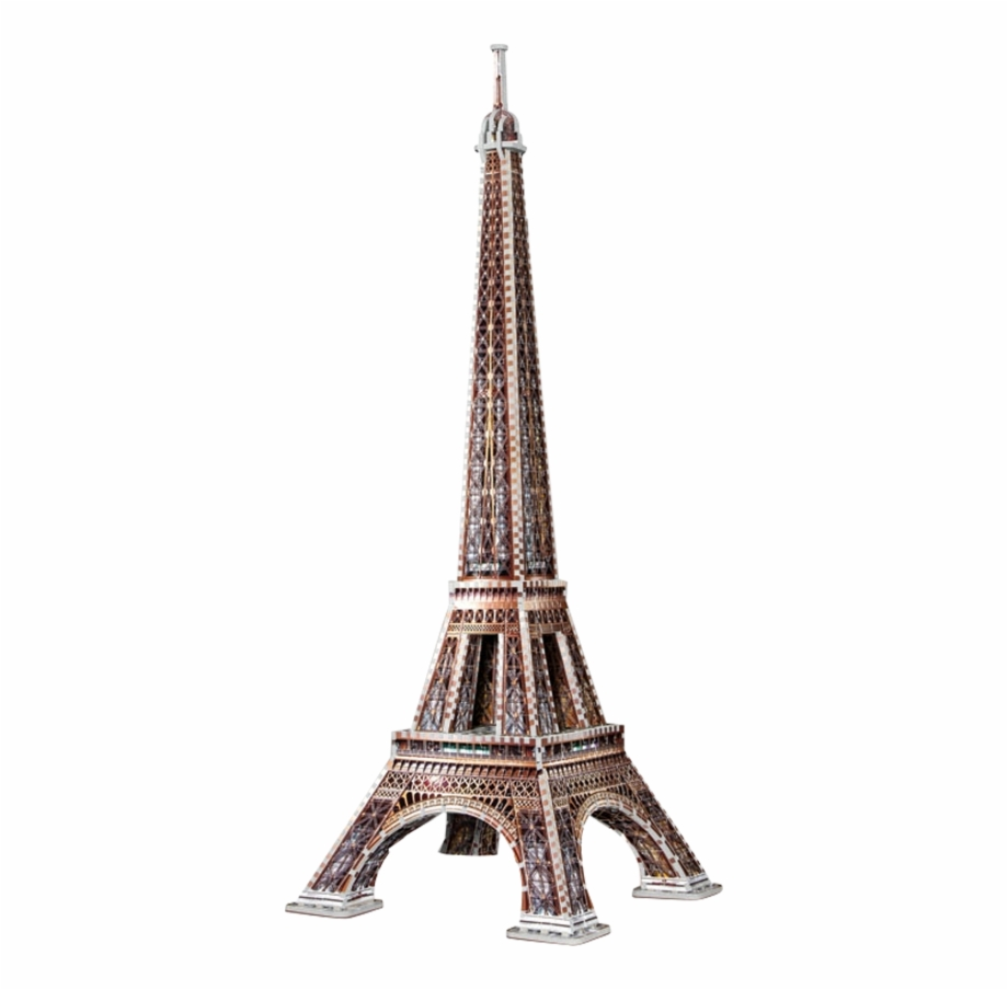Eiffel Tower Png Download Png Image With Transparent Puzzle 3d Tour Eiffel Wrebbit Transparent Png Download 928059 Vippng