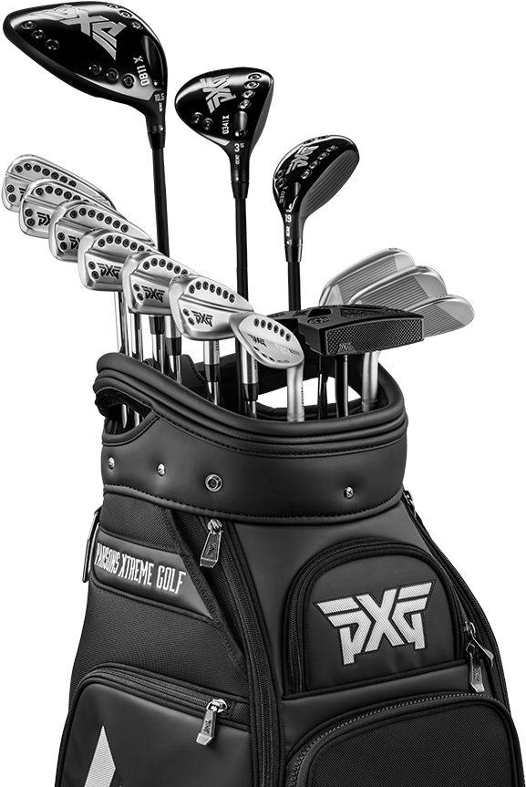 Golf Png Images Golf Clubs Png Transparent Background Pxg Irons Gen 2 1018018 Vippng