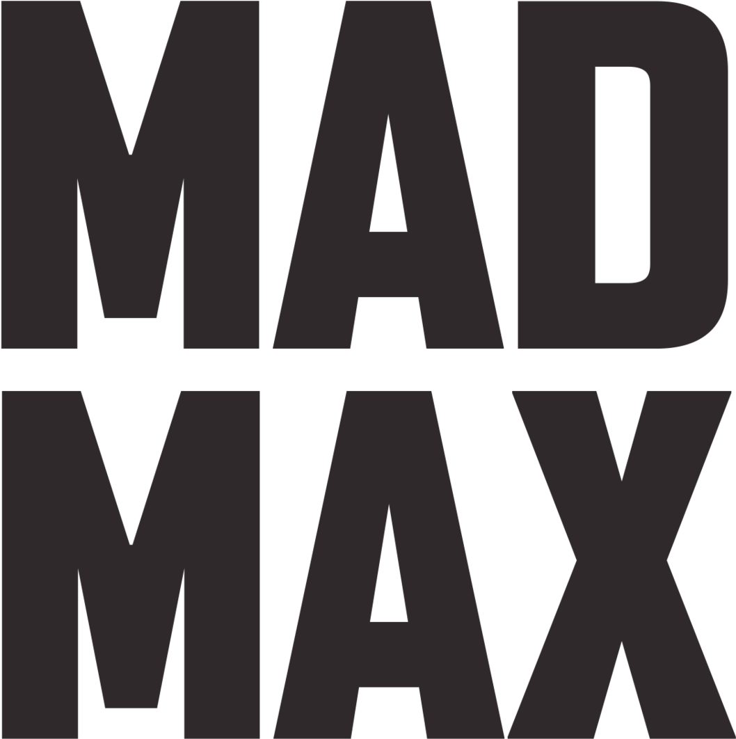 Mad Max Game Logo Png Mad Max Logo Png 1114326 Vippng