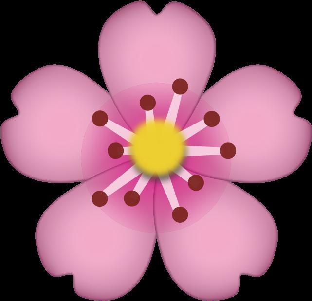 Flower Emoji Png Cherry Blossom Emoji 131700 Vippng A beautiful pink flower from japanese cherry trees, also known as sakura. flower emoji png cherry blossom emoji