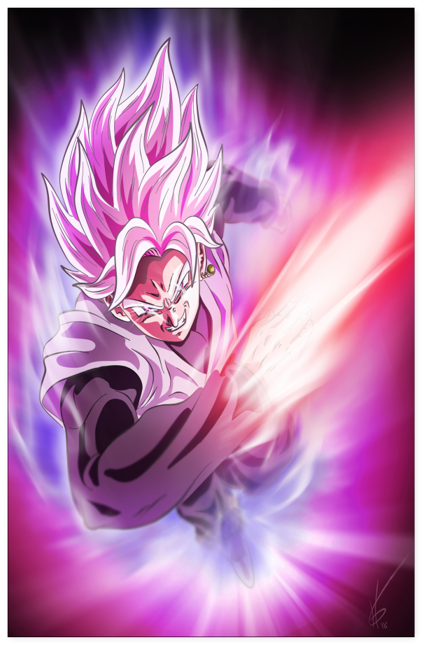 Goku Hair Png Goku Black Rose Poster Goku Rose Wallpaper