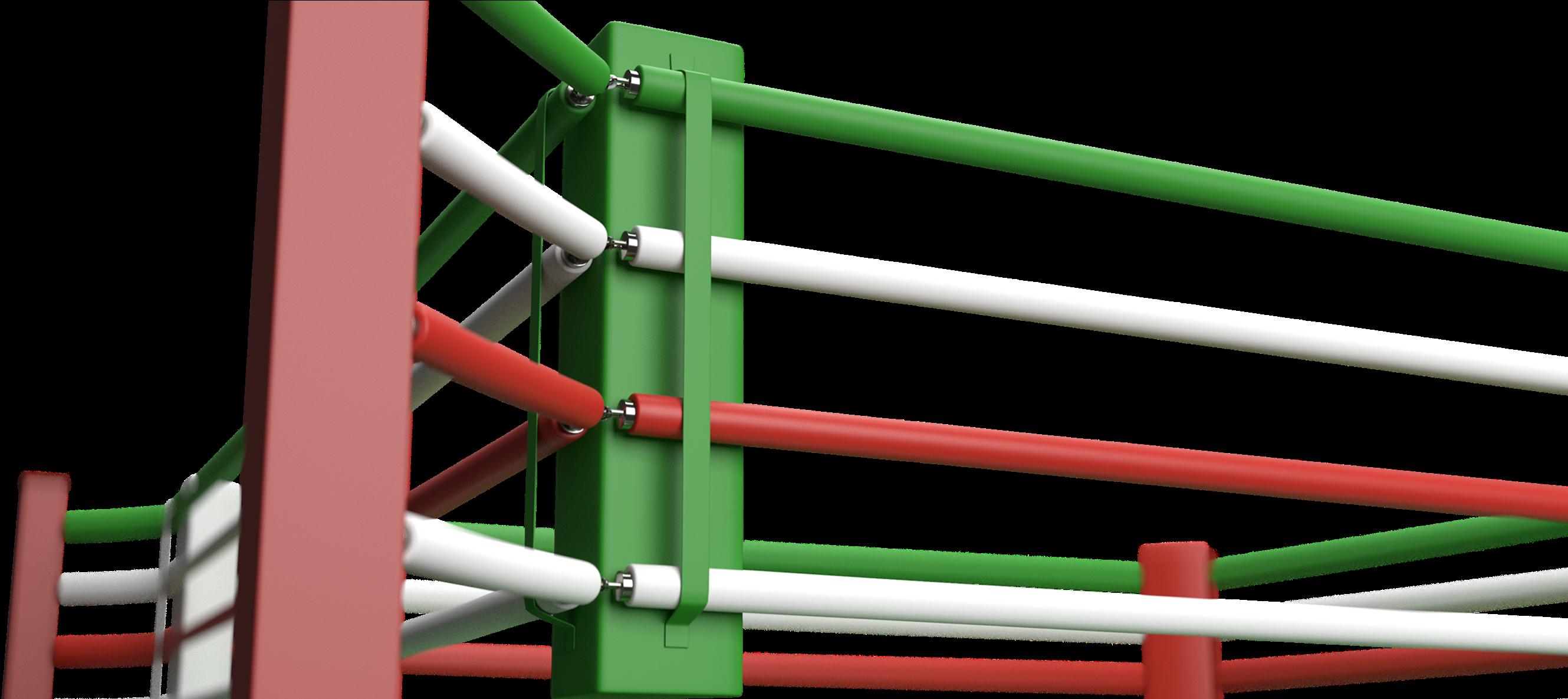 Boxing Ring Ropes Png - ImageFootball