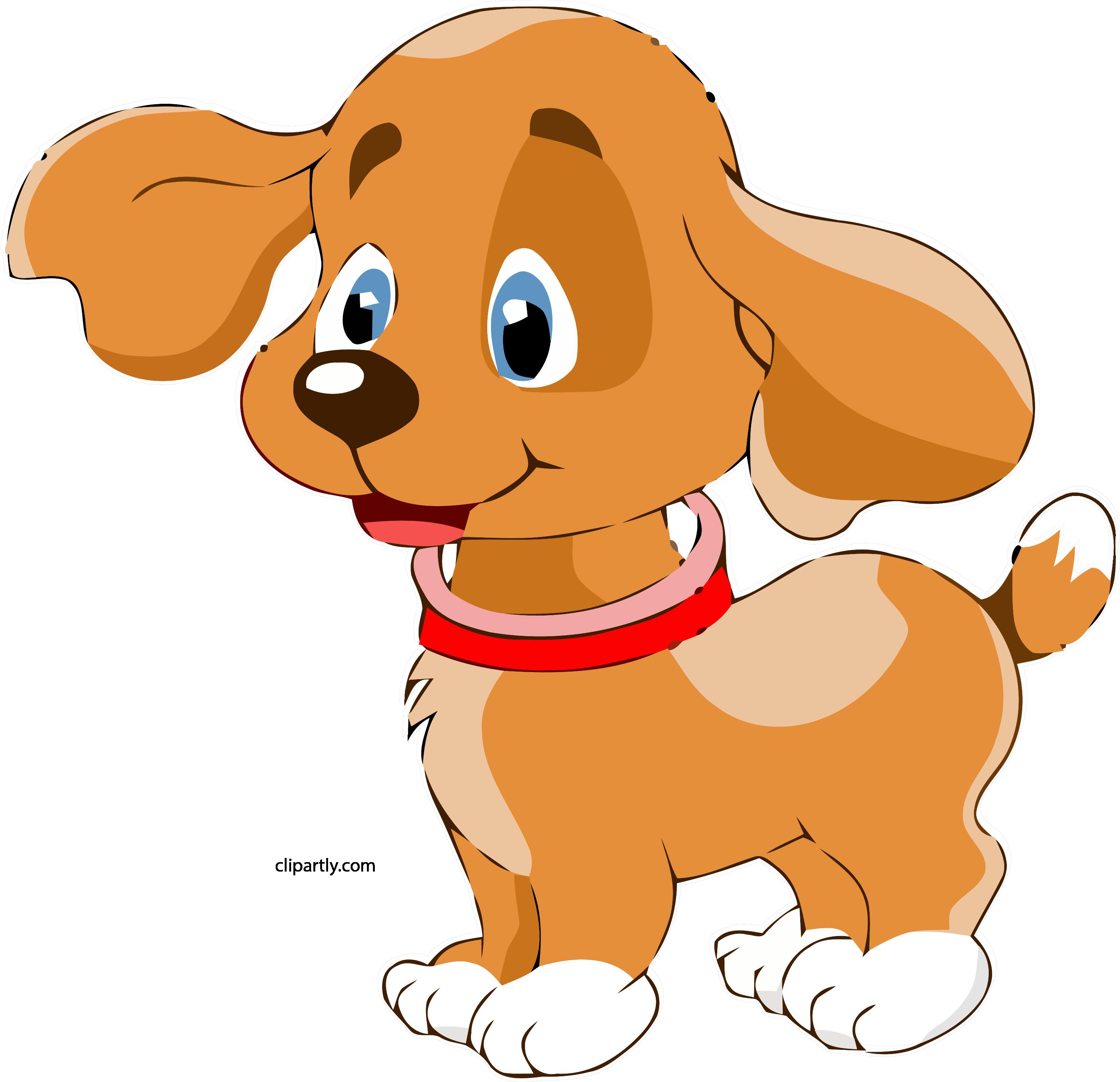 Cartoon Dog Bone Png Dog Cartoon Image Clipart Png Dog Clipart