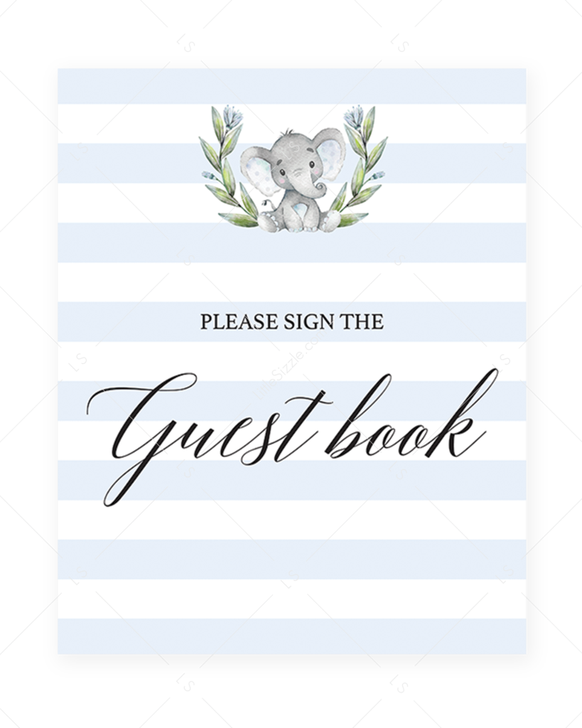 It is an image of Free Printable Baby Shower Guest Book for frame